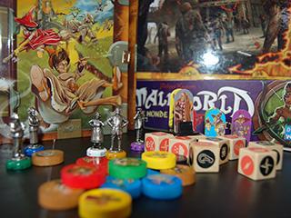 Soirée jeux / Rencontre avec Atalia et Queen Games