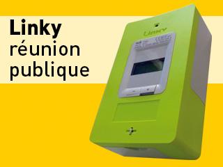 Linky : Réunion publique d'information