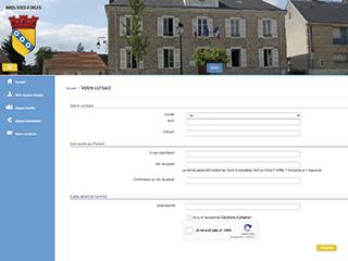 Nouveau portail citoyen : famille et facturation
